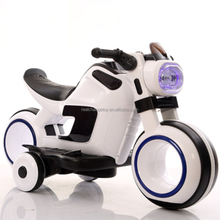 New Arrival Fashion Rechargeable Battery Toy Three Wheels Motorcycle For Wholesales
