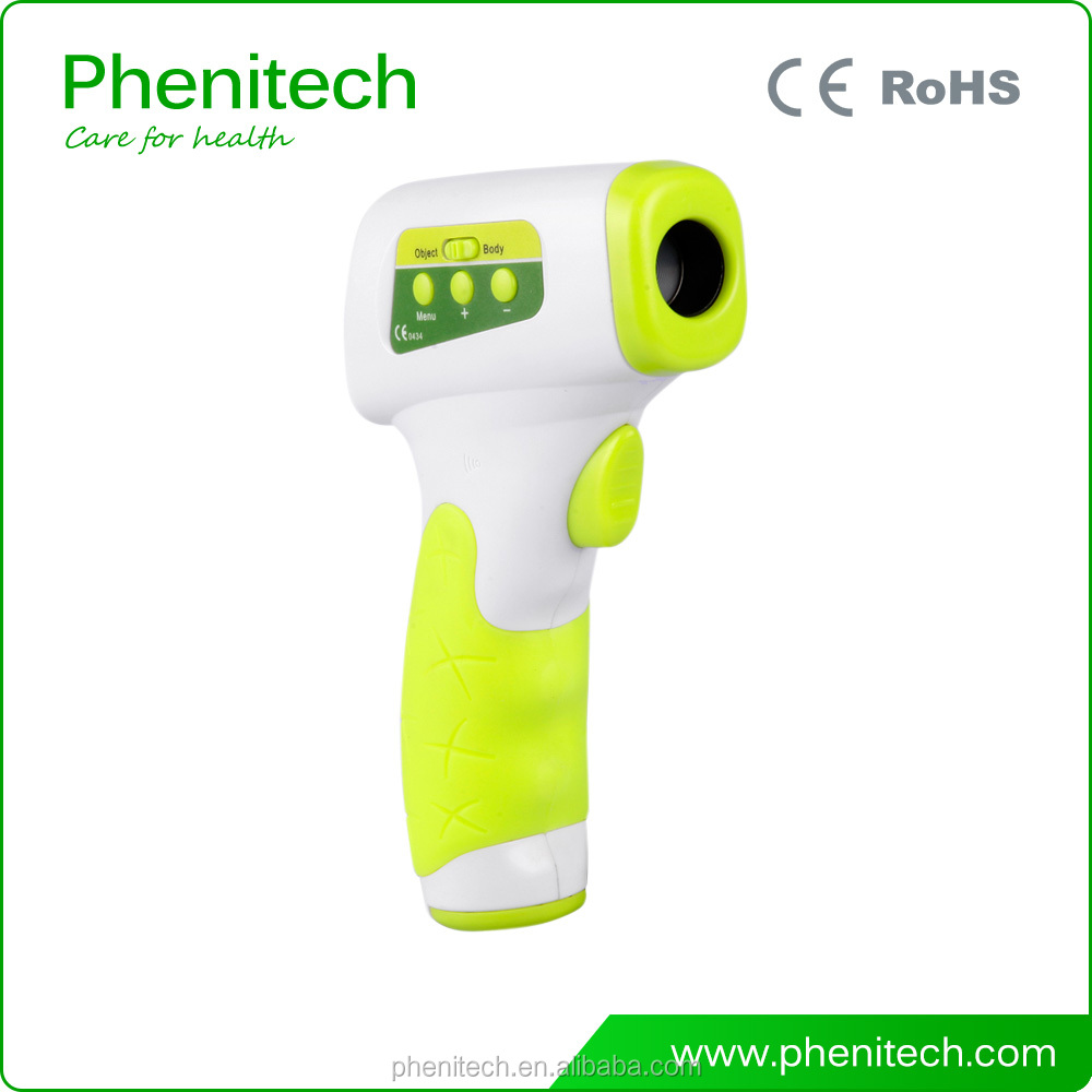 New hot professional electronic forehead non contact infrared thermometer price