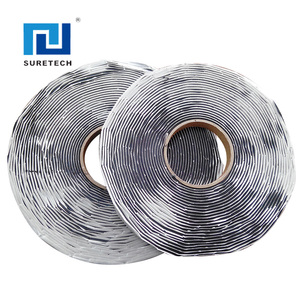 Vacuum tape sealing high temperature thread sealant tape