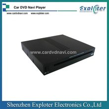 5% Off Auto Half DIN Single Disc DVD Player With USB SD Card AUX