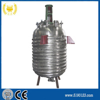 Machinery Stainless Steel Biodiesel Kettle With Industrial Batch Reactor(mixer or mixing tank)