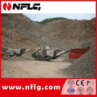 Supply primary mobile jaw crusher plant with good quality
