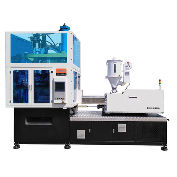 Automatic one step injection blow molding machine with servo motor for PET bottles