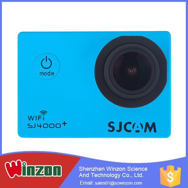 Full Hd Wifi 1080P Sj4000 Plus Wifi 4K Action Cams With 3,5,10,20secs Delay Shot