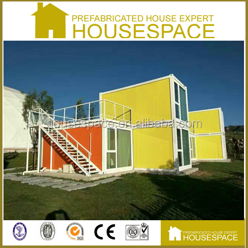 fast build pre fabricated prefab tiny houses for turism