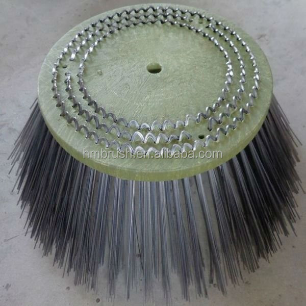 Road clean sweeper side brush road cleaning brush