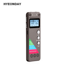 Recording device digital screen tiny mini digital voice recorder digital video recorders