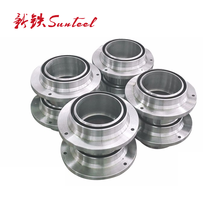 Precision aluminum metal washing machine CNC spare parts