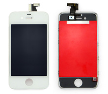 touch screen and digitizer for iphone 4s original lcd with copy glass