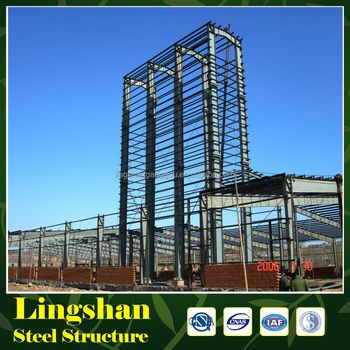 Factory price wholesale prefabricated steel structure two story warehouse building