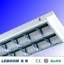 T8 Recessed louver Fixture 1X36W