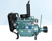 Best Seller!!!Power-gen OHV 4 Stroke Air Cooled Two Cylinder 20HP Petrol Engine