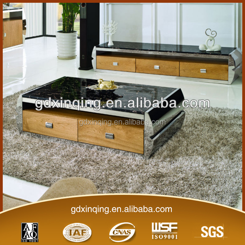 modern design hot sale living room furniture woode coffee tables C331