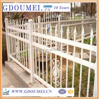 Building Cheap Security Iron Fence, Metal Railing