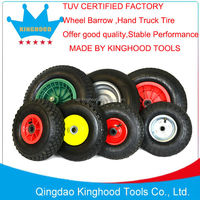 Pneumatic Rubber Wheel TUV CERTIFIED FACTORY