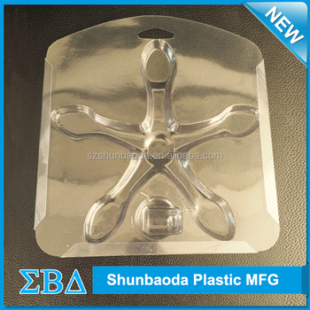 New arrive Wax Melt Clamshell Packaging, Plastic Trays for Wax Melt