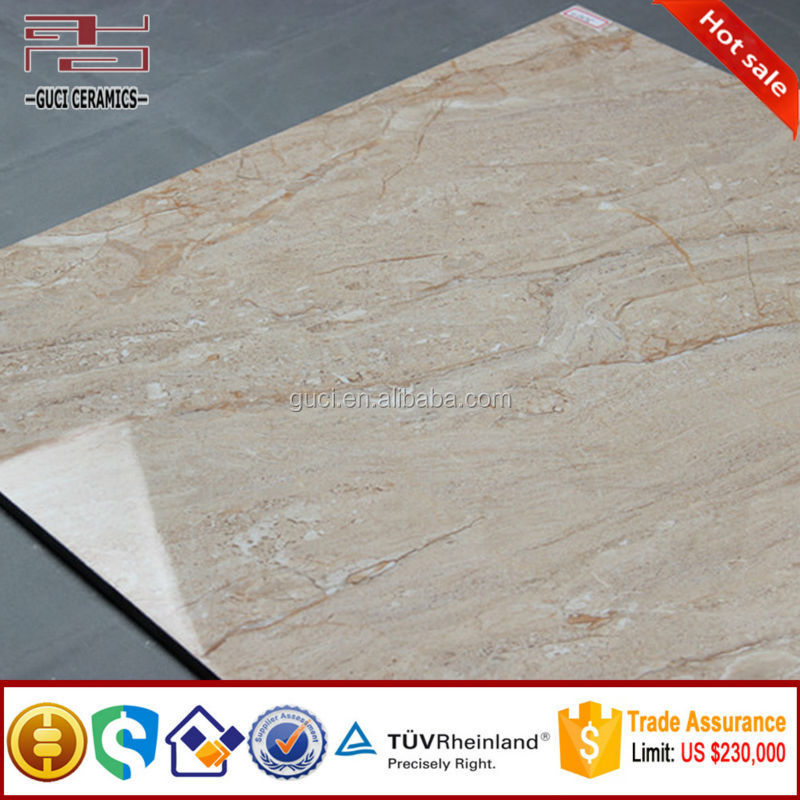 <strong>Trade</strong> Assurance Guangzhou Canton Fair non slip porcelanto marble floor tile for living room patterns