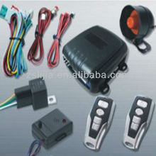 Compact South America Car Alarm,auto alarma,15 years manufacturer with ISO9001,FCC.