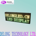 CE P16mm 32X96pixel red green (2R1G) outdoor led display sign