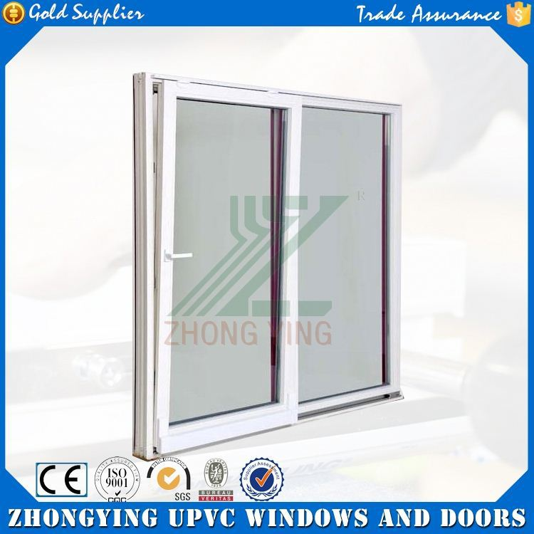 Direct manufactory provide plastic modern style windows