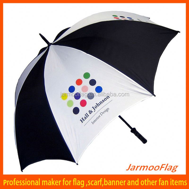 Uv Protection 8 Ribs Promotional Sun Beach Umbrella