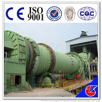 Professional best sale cement making machine, rotary calcination kiln