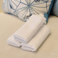 Good Quality Plain Color Cotton Muslin Baby Swaddle Blanket