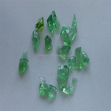 China recycled industrial broken glass cullet crushed glass