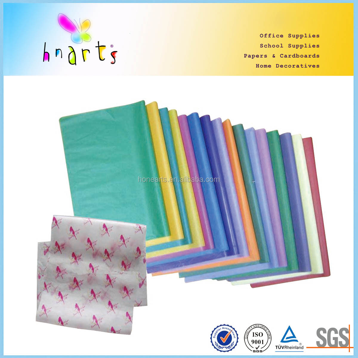 top grade tissue paper with low prices