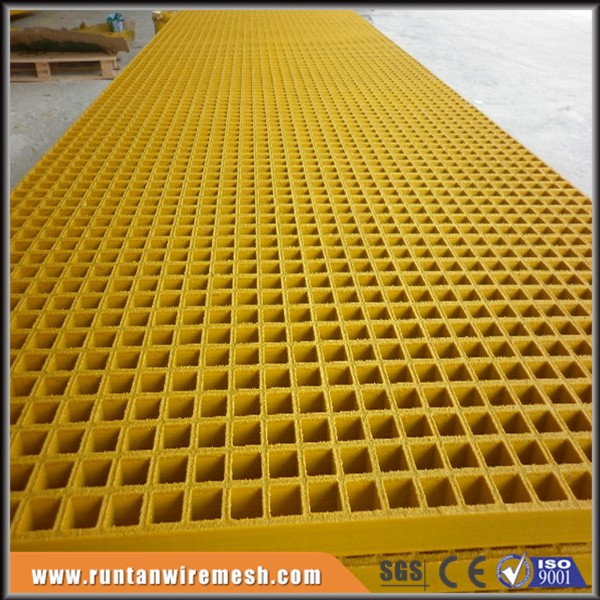 ASTM E-84 test passed car wash grate floor