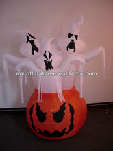 inflatable pumpkin decorations 2014 for halloween
