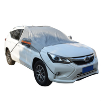 Windproof Snow Cover Removal Car Windscreen Frost Protector Snow Off Windshield Snow Cover