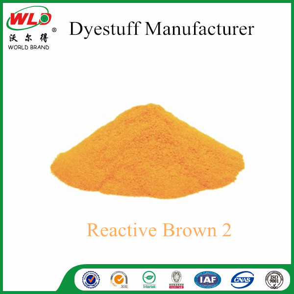 Reactive Yellow Brown KGR/C.I. Reactive Brown 2 color dye