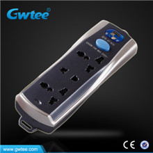 Surge protector power extension socket switch socket with independent switches