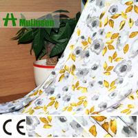 Mulinsen Textile FDY Printed Frivolous Dress Order Jacquard Fabric
