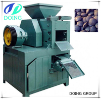 2015 best sale briquette making machine/charcoal briquette machine
