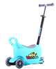 CE EN 71 ASTM F963 Lebei kids playing toy with varity of colors for kids scooter
