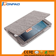 Multiple Viewing Angles Leather Stand Folio Tablet Case Cover for Apple iPad