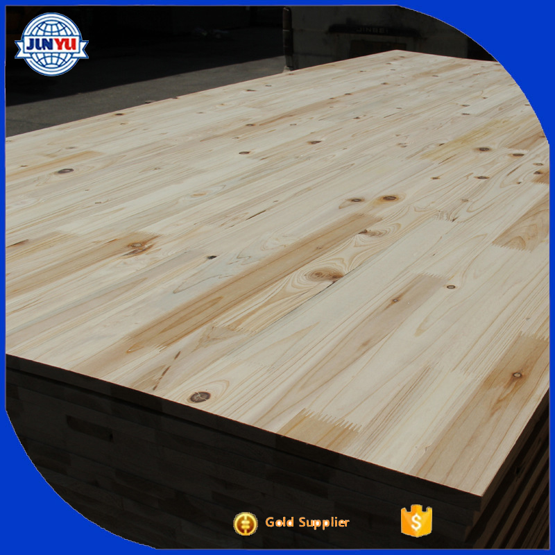 CENDER fir finger joint boards Finger joint boards made in China fir finger joint board