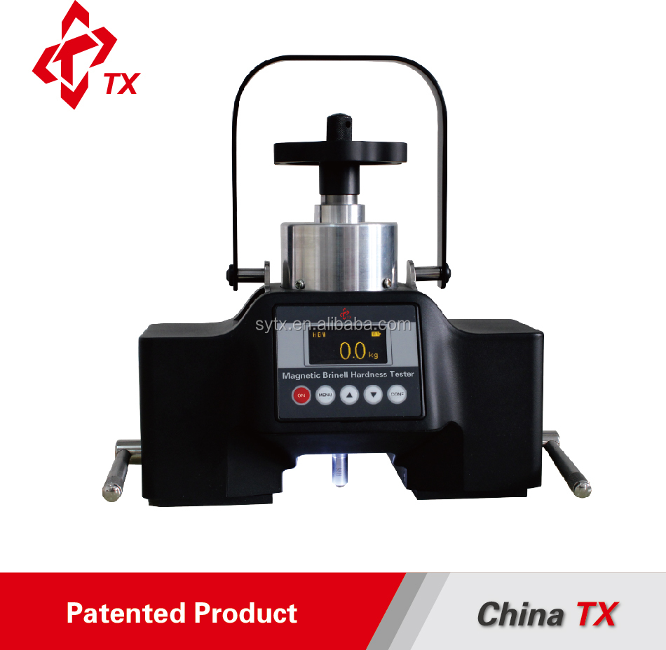 China TX PHB-200 Portable Digital magnetic Brinell hardness testing instrument