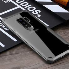 High protective edge reinforcement shockproof tpu high quality case phone cover