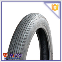 New pattern Chinese motorcycle tire 18 inch airless tires