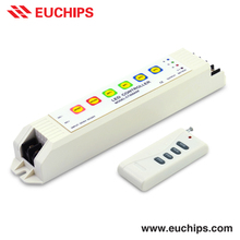 led manufacturer 5-24VDC 6A 3 channel RF constant voltage dimmable wifi led driver