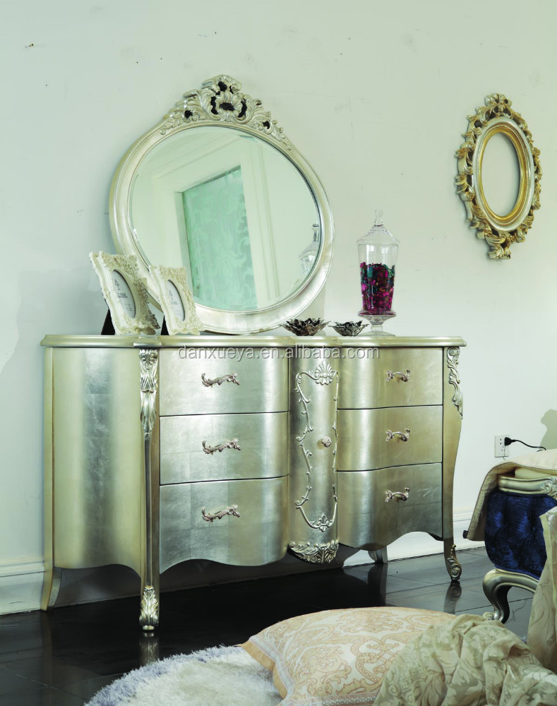 Danxueya furniture wholesale different design vanity , dresser set with mirror