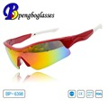 Outdoor Sporty rainbow color lens CE glasses
