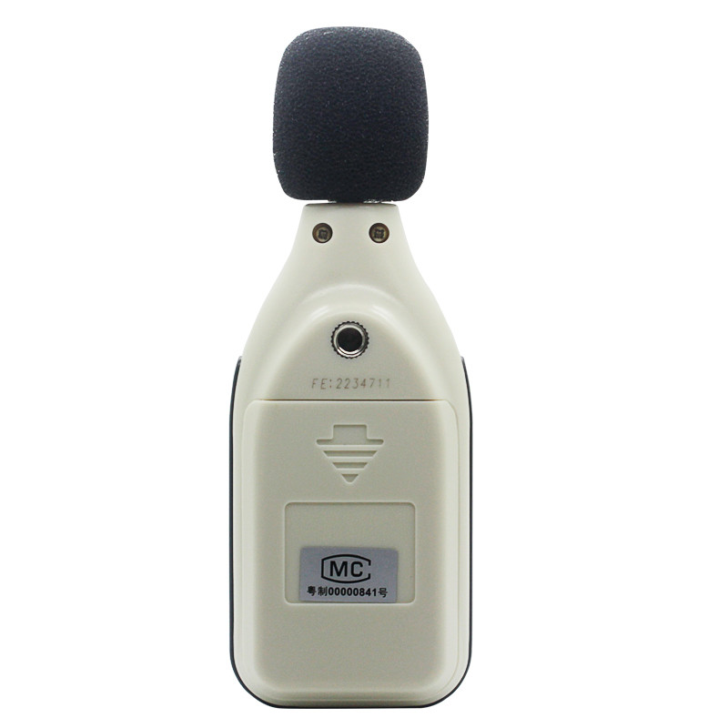 Digital sound level meter digital level meter noise test noise level measurement noise equipment GM1351