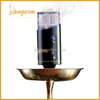 New design Kangerm portable E hookah HEAD / Electronic Shisha / nargile / electric hubbly bubbly with high quality
