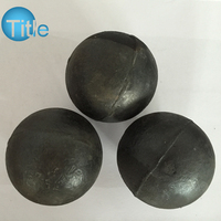 High Chrome Cast Steel Grinding Ball For Sag Mill