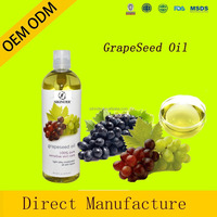 Best price grapeseed oil organic cold pressed grape seed oil pure essential oil