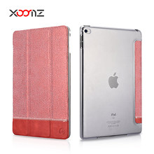 XOOMZ Fashion PU Leather Folio Case for iPad Mini 4
